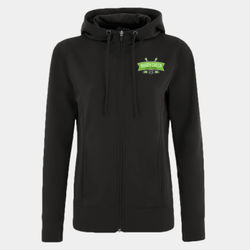Buddy Check for Jesse - Ladies Zip Hoodie Thumbnail