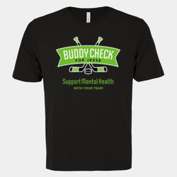 Support Mental Health with Your Team - Youth Tee Thumbnail